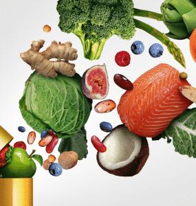 Les micronutriments vitamines et minéraux
