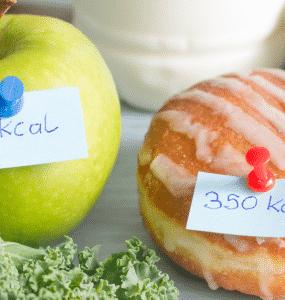 la balance calorique et ses limites