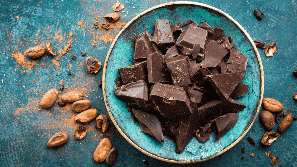 Dessert pour diabétique n°2: le chocolat noir