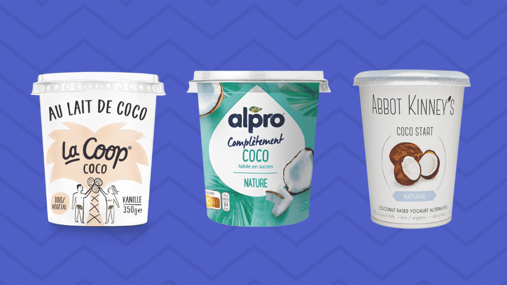 Dessert pour diabétique n°4: les yaourt au lait de coco