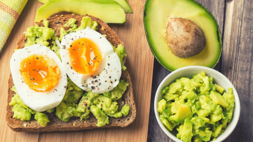 idée petit déjeuner pour diabétique avocado toast