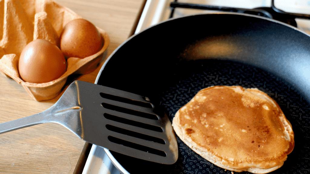 idée petit déjeuner pour diabétique pancake protéiné