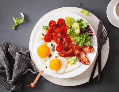 petit déjeuner pour le diabétique